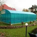 Фото: Павильон для бассейна