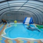 Фото: Оформление бассейна