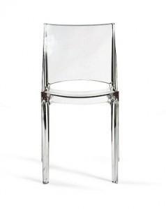 Фото: Поликарбонатный стул