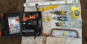 Фото: Инструменты