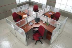 Почему так популярны офисные перегородки из поликарбоната?