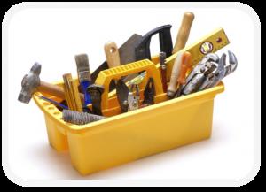 Фото: Инструменты для установки