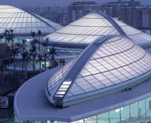 Фото: Крыша из поликарбоната