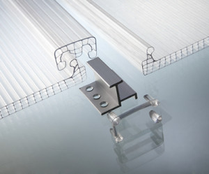 Замковый поликарбонат — надежное и герметичное соединение листов