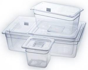 Гастроёмкости из поликарбоната — надежная посуда для хранения продуктов