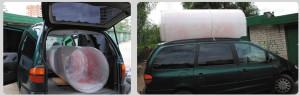 Транспортировка поликарбоната — как правильно перевозить материал?