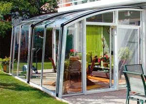 Веранда из поликарбоната — уютное сооружение на даче своими руками