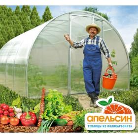 Теплицы из поликарбоната Апельсин— высококачественный парник на вашем участке