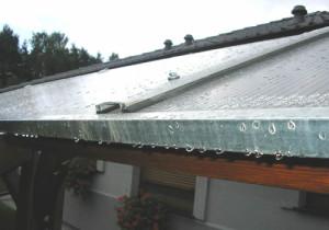 Как крепить поликарбонат или способы крепления поликарбонатных листов