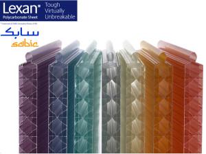 Поликарбонат Lexan — материал с двусторонней защитой