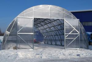 Фермерские теплицы из поликарбоната — выбор №1 овощеводов и фермеров