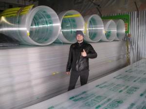 Где купить поликарбонат для теплиц в Череповце?
