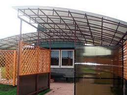 Навесы и теплицы из поликарбоната в Самаре — где купить поликарбонатный материал?