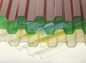 Фото: Профилированные листы