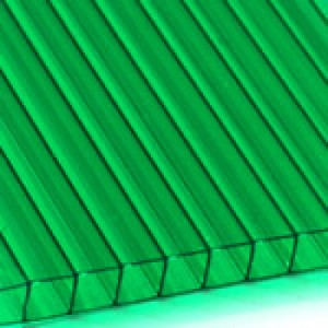 Фото: Сотовый поликарбонатный лист 3 мм