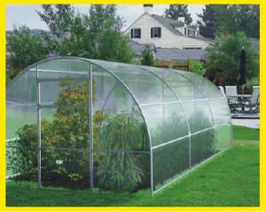 Теплицы из поликарбоната — мечта каждого огородника
