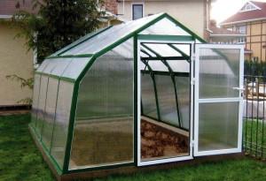 Каркас для теплицы из поликарбоната — эффективная основа для выращивания урожая