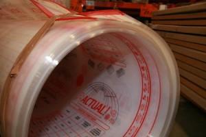 Фото: Хранение поликарбонатных листов